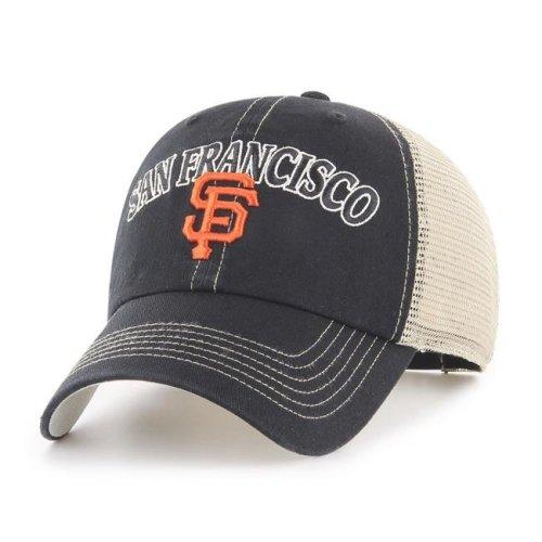 Fan Favorites B-MALIQ22FWP-BK MLB San Francisco Giants Adjustable Cap & Hat - Aliquippa - One Size