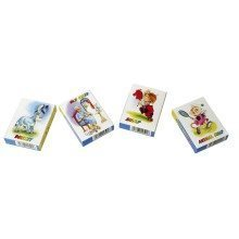 24 Children's Mini Card Games
