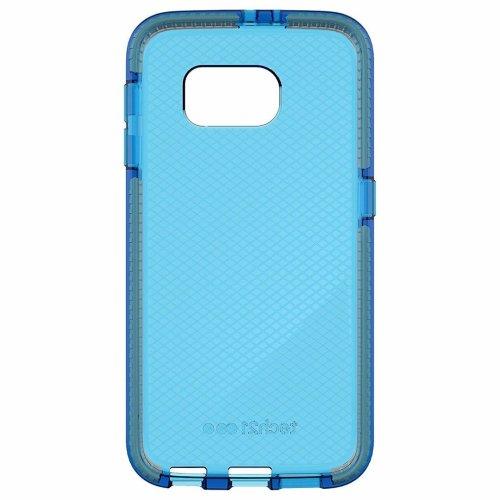 Tech21 Evo Check Case Cover for Samsung Galaxy S6 - Blue/Clear