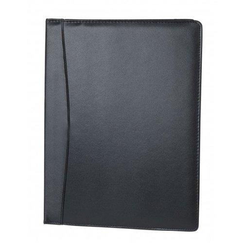 A4 Falcon PVC Entry Level Conference Folder - FI6510 Black