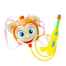 Children Water Bauble Toys Pull Spray Bauble Backpack Water