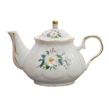 Ceramic Home European Teapot Coffee Pot