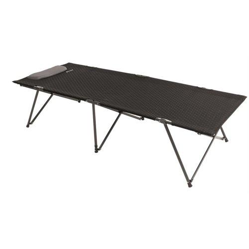 Outwell Posadas XL Foldaway Bed Black