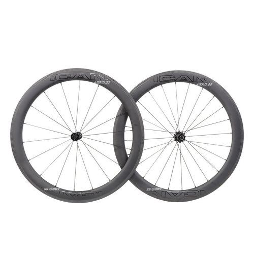 ICAN Carbon Road Bike Wheels AERO 55