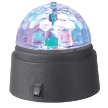 Mini Crystal Starball Light | Multi-Coloured Disco Ball Light