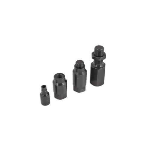 Diesel Injector Removal Set - 4 Piece - Delphi/Bosch