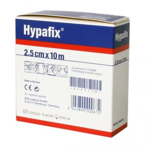 Hypafix Self Adhesive Dressing Retention Tape Thin Non-Woven 2.5cm x 10m