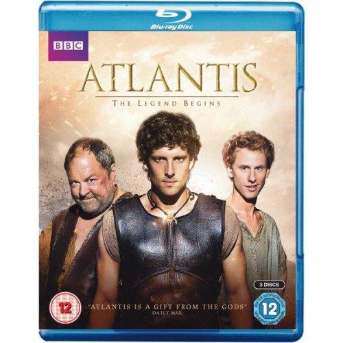Atlantis: the Legend Begins