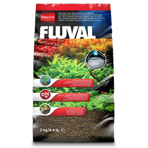 Fluval Plant and Shrimp Stratum Substrate 2kg