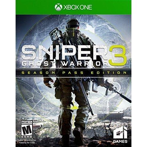 Sniper Ghost Warrior 3 Season Pass Edition Xbox One Season Pass Edition
