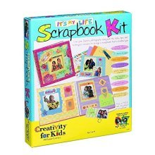Creativity for Kids It's My Life Scrapbook