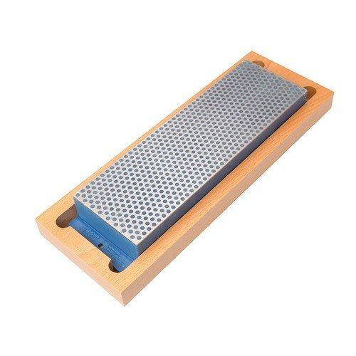 DMT DMT-W8C Diamond Whetstone 200mm Wooden Box Blue 325 Grit Coarse