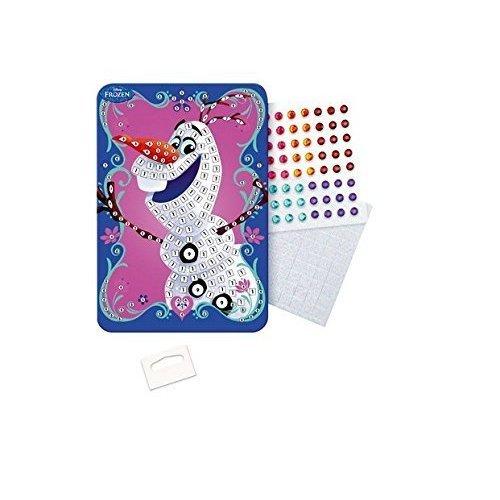 Disney Sticky Mosaics Frozen Olaf Single