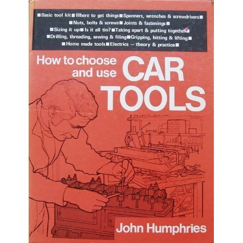 How to Choose and Use Car Tools