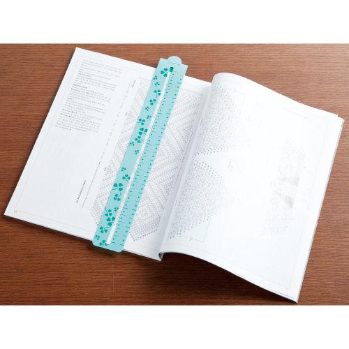 Clover Pattern Chart Marker Set-
