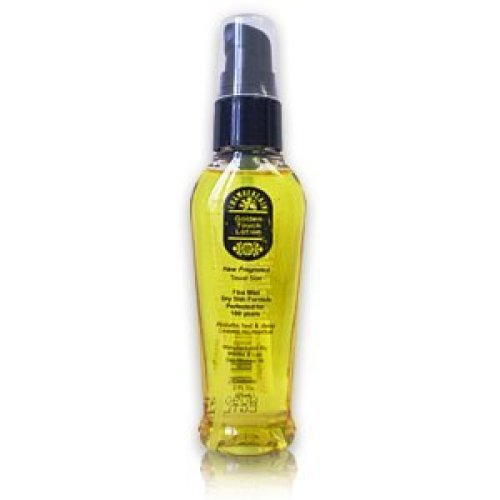 Chamberlain Golden Touch Lotion 2 oz Travel Size