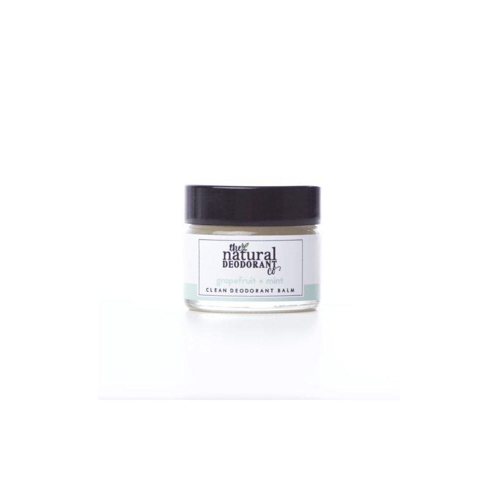 TNDC Clean Deodorant Balm Grapefruit / Mint 20g