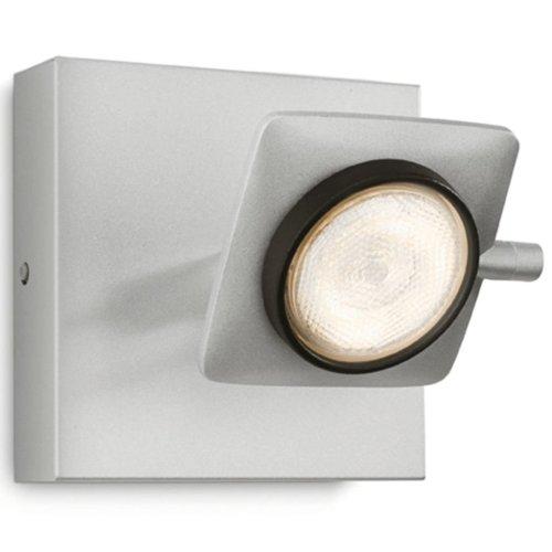 Philips myLiving Spotlight Millennium 4.5 W Grey 531904816