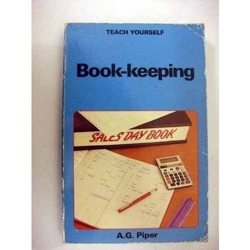 Bookkeeping Teach Yourself