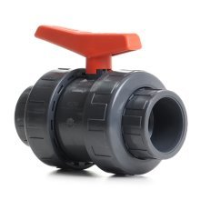 Swimming Pool Pipe Fittings 2'' Double Union Ball Valve