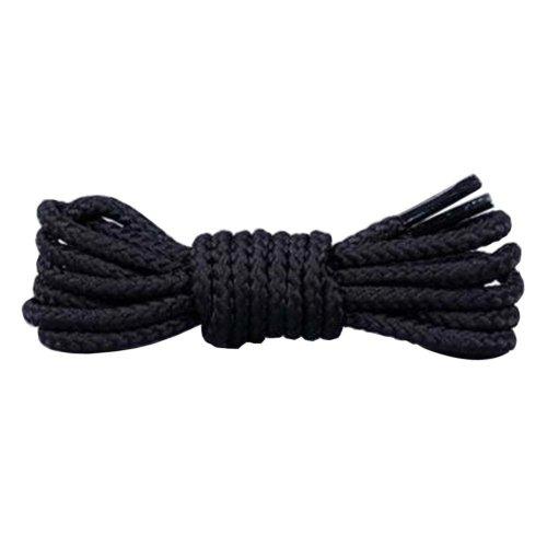 2 Pairs 120cm Round Shoelaces Boot Laces Hiking Shoes Shoelaces #11