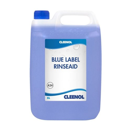 Blue Label Rinseaid - 5 Litre