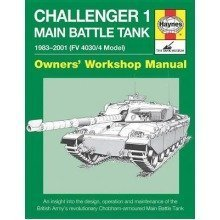 Challenger 1 Main Battle Tank 1983-2001 (fv 4030/4 Model)