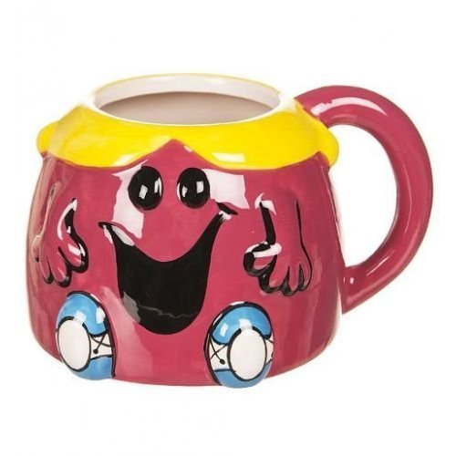 Little Miss Chatterbox 3D Mug