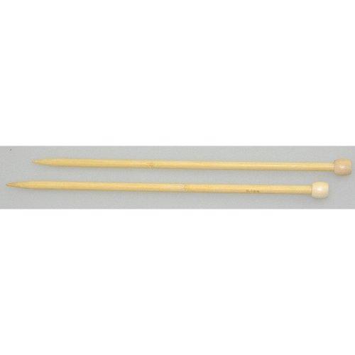 Pbx2470974 - Playbox - Knitting Needles ( Wood) - Ï 8 Mm, 30 Cm - 1 Pair
