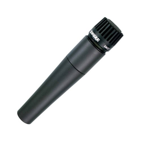 Shure Sm57 - Unidirectional Dynamic Microphone