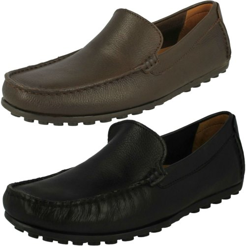 Mens Clarks Formal Slip On Shoes /'Bampton Free/'