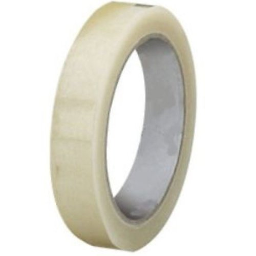 2 x Sellotape 18mm x 40m Sticky Clear Tape LARGE 75mm CORE