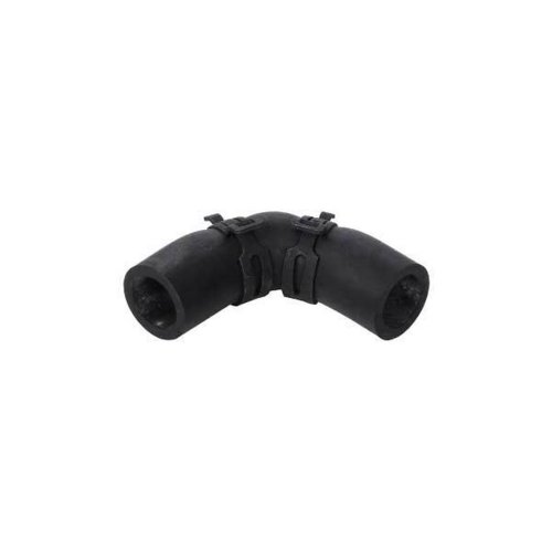 Alde EPDM Rubber Elbow With Clips