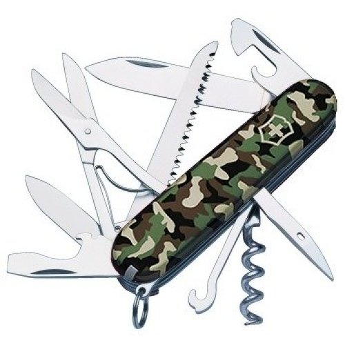Victorinox Huntsman Camo Swiss Army Knife. New Boxed