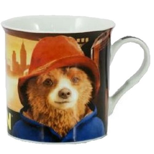 Official Paddington Bear Movie Mug Cup London Skyline Licenced Merchandise Ceramic
