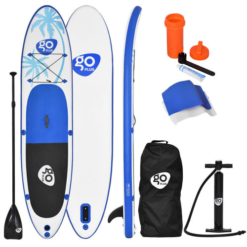 330x76x15CM Inflatable Surfing Board Soft W/ Package