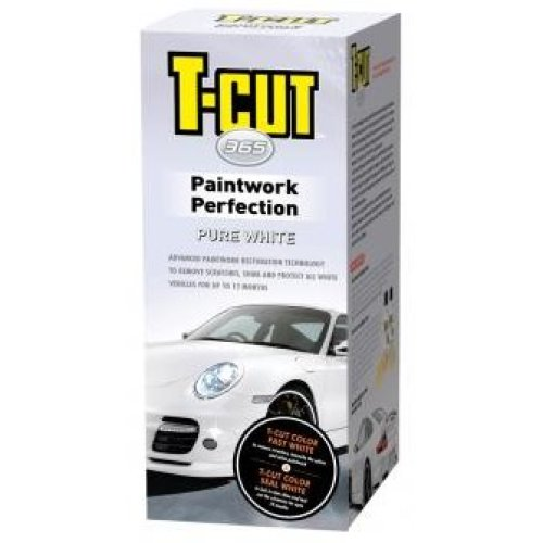 T-Cut 365 Paintwork Perfection Pure White Kit