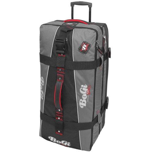 8055ca148b8c2 BoGi Bag Reisetrolley 110 Liter Reisetasche - Gray Black on OnBuy
