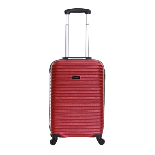 a718a787cf Karabar Grantham Super Lightweight ABS Hard Shell Travel Carry On Cabin  Hand Luggage Suitcase with 4 Wheels