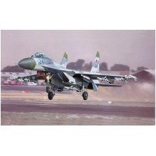 Tru02224 - Trumpeter 1:32 - Sukhoi Su-27 Flanker B