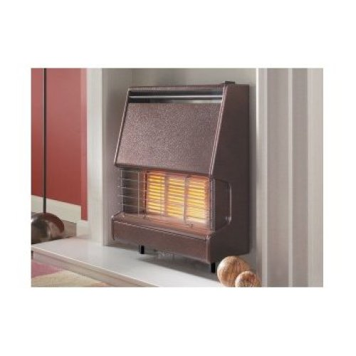 Designer Fire - Flavel FFIRR0MN Bronze Firenza Gas Fire - MC