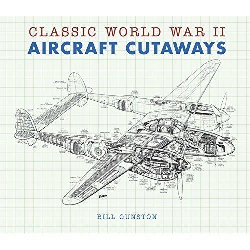 Classic World War II Aircraft Cutaways (Transport)
