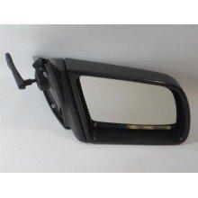 Vauxhall Cavalier 1988-1995 Lever Wing Door Mirror Grey Cover Drivers Side