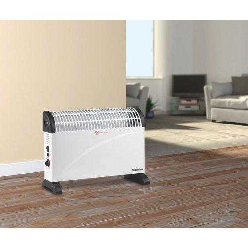 SupaWarm Turbo Convector Heater 2000w