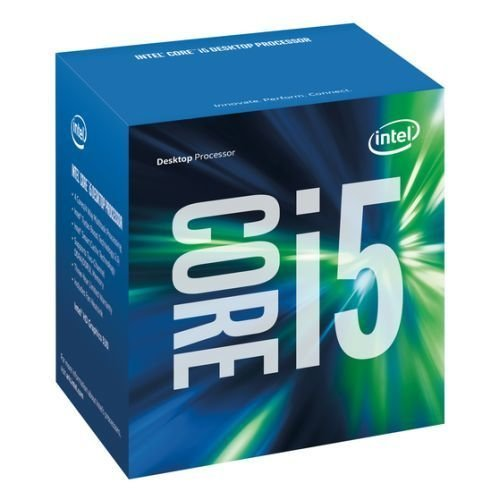 Intel Core I5-7400 CPU, 1151, 3.0 GHz, Quad Core, 65W, 14nm, 6MB Cache, HD GFX, 8 GT/s, Kaby Lake
