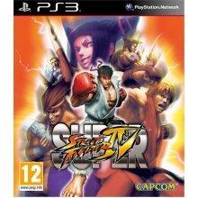 Super Street Fighter IV (PS3)