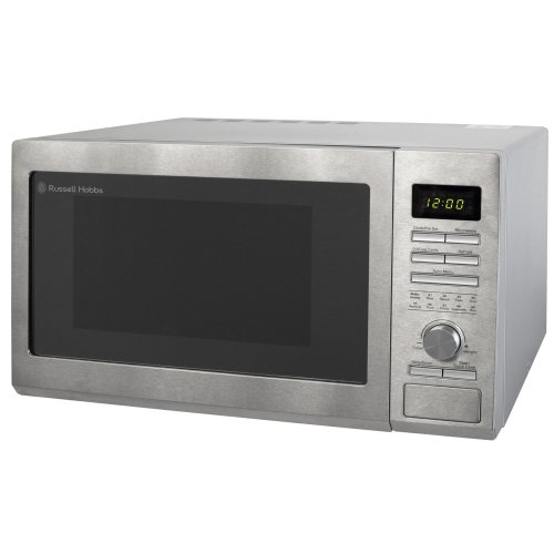 Russell Hobbs RHM3002 30L Digital Combination Microwave with Grill & Convection, 900W - Stainless Steel