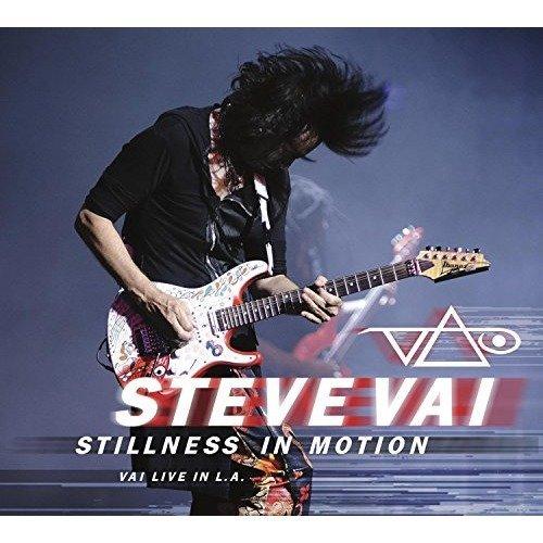 Steve Vai - Stillness in Motion: Vai Live in L.a. [2cd]
