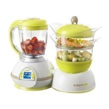 Babymoov Food Processor Nutribaby Zen (green)