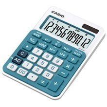 Casio MS-20NC Pocket Display calculator Blue